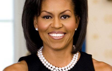 Kering sponsorise Michelle Obama lors de sa venue en France