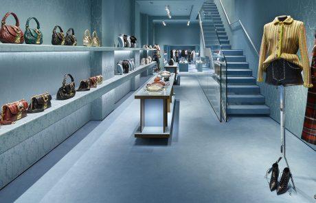 Miu Miu dévoile ses nouvelles boutiques parisiennes
