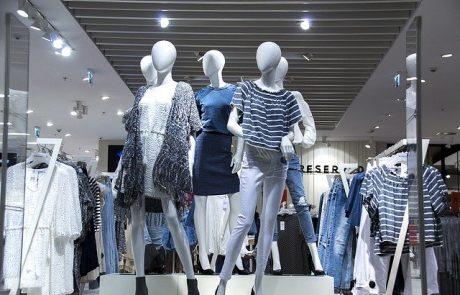 Baisse des ventes, en décembre, dans le secteur de la mode en France