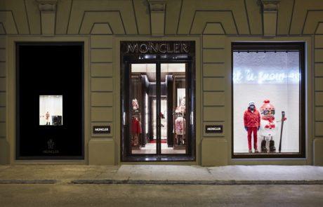Moncler veut superformer le secteur du luxe en 2018
