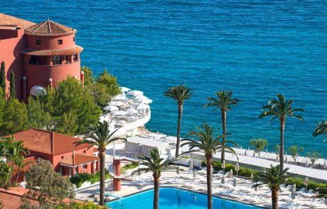 Le Monte Carlo Beach célèbre sa réouverture
