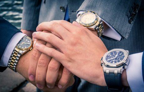 E-commerce : les ventes de montres de luxe progressent encore