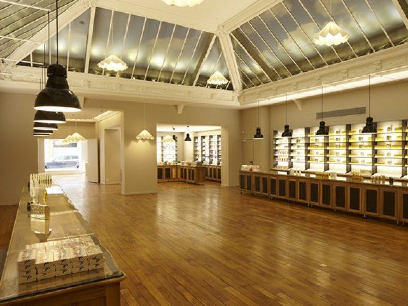Nouvelle adresse pour le musée du parfum Fragonard