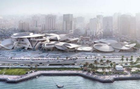 Inauguration du Musée National du Qatar, réalisé par Jean Nouvel