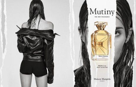 Mutiny, le nouveau parfum de Martin Margiela