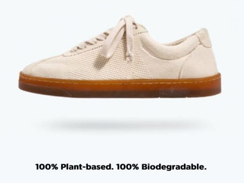 Native Shoes lance sa basket 100% biodégradable