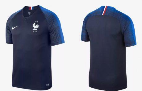 Nike : 8 millions de maillots de l'équipe de France bientôt en vente