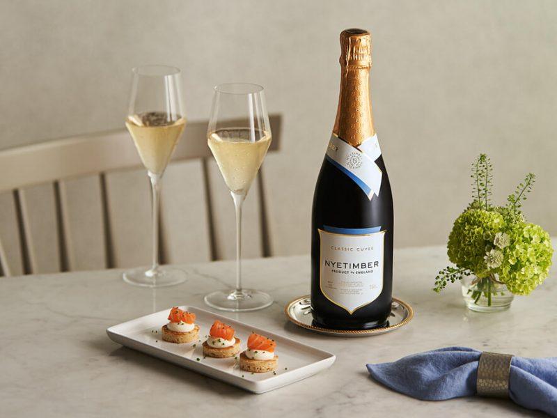 Nyetimber peut-il détrôner le champagne français ?