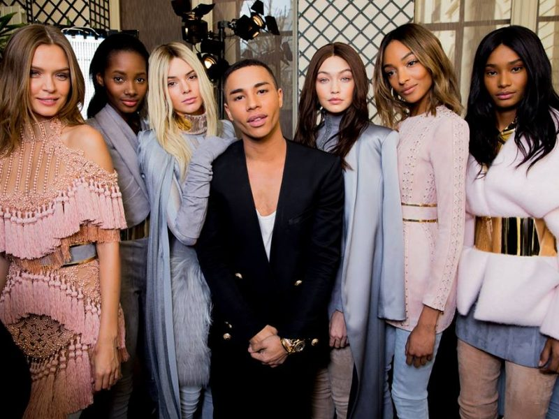 Balmain lance sa propre application