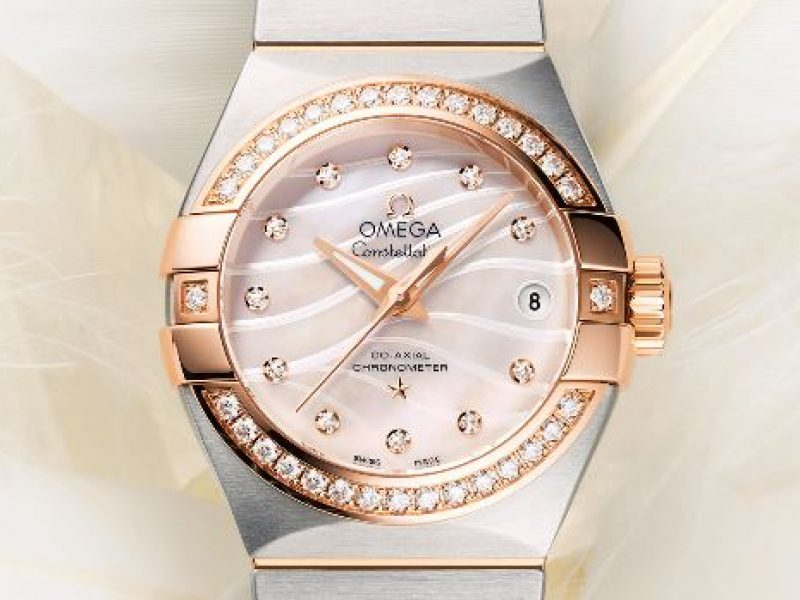 Constellation, nouvelle collection de montres Omega