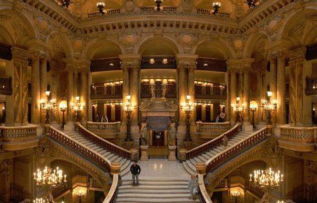 L'Opéra Garnier accueille le restaurant Coco