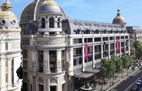 The Marc Jacobs s'installe au Printemps Haussmann