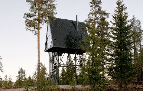 Pan Treetop : un refuge de luxe en pleine nature