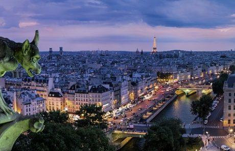 Immobilier de luxe: vente record à Paris