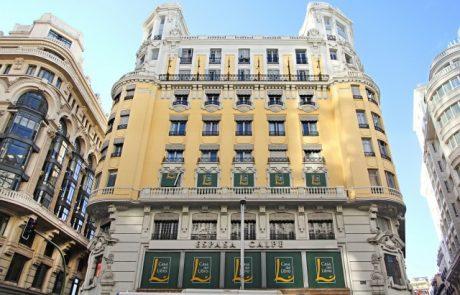 Ronaldo s'intéresse à l'hôtellerie de luxe