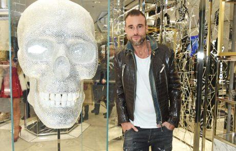 Philipp Plein, le roi de la mode à New York