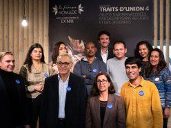 Exposition Traits d'Union 4 : LVMH aux côtés d'artisans bénévoles