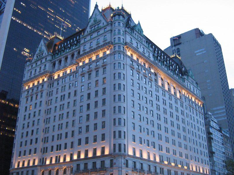 L'hôtel Plaza vendu pour 600 millions de dollars