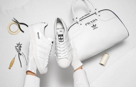 Prada collabore avec Adidas