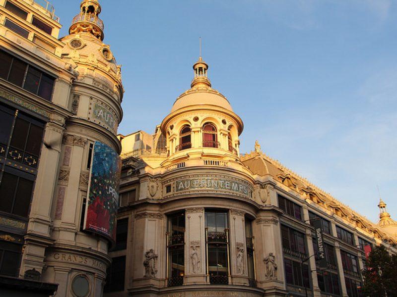Les coulisses du Printemps Haussmann ouvertes aux visites