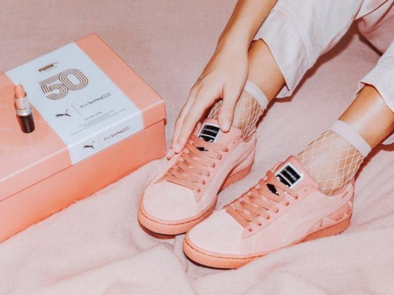 Puma et MAC : un partenariat inédit dans le monde de la mode