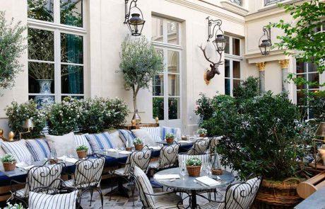 Ralph Lauren ouvre un café éphémère à Paris