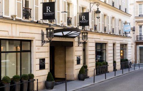 Fin de la rénovation du Renaissance Paris Vendôme
