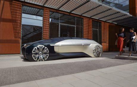 Renault dévoile sa future voiture de luxe EZ-Ultimo