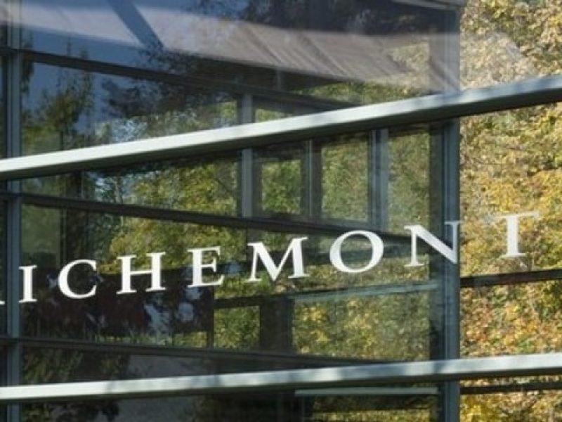 Richemont : croissance des ventes de 6 %