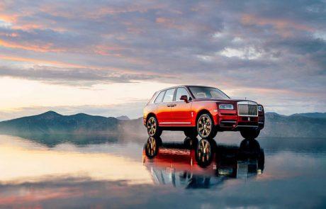 Rolls Royce Cullinan : le plus luxueux des SUV