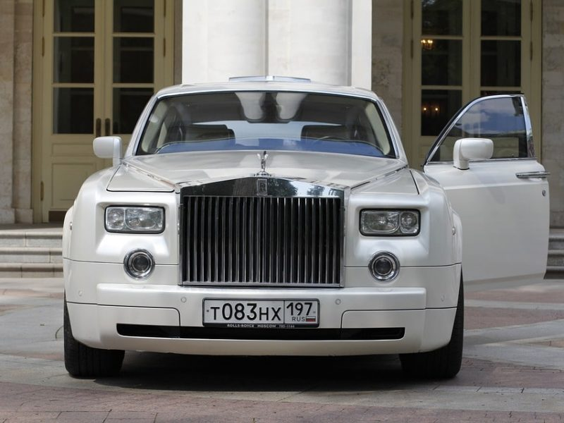 Rolls-Royce : une année 2018 record pour les ventes