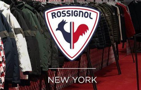 Rossignol s'installe à New-York