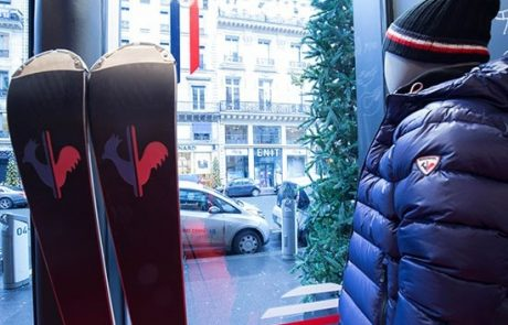 Rossignol : bientôt une adresse à Paris