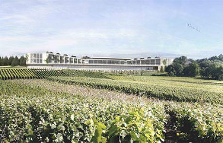 Le Royal Champagne se prépare à accueillir ses premiers clients