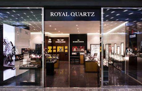 Rolex inaugure un espace chez Royal-Quartz