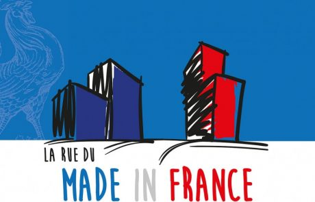 Paris inaugure une rue du luxe made in France