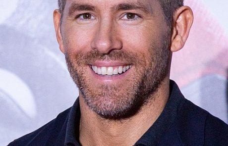 Ryan Reynolds : nouvel ambassadeur du parfum Armani Code