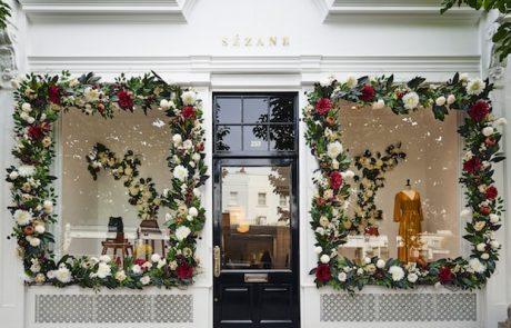 Sézane s'installe à Notting Hill
