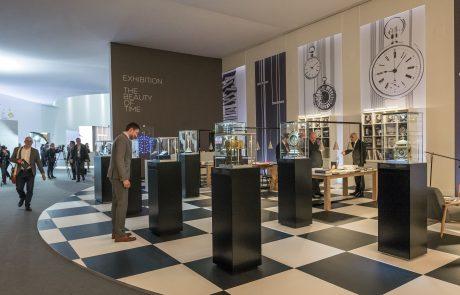 Le Salon International de la Haute Horlogerie (SIHH) ouvre ses portes