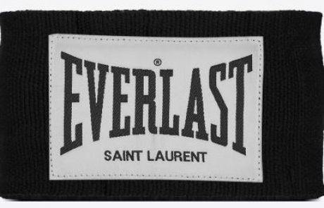 Yves Saint-Laurent se met à la boxe avec Everlast