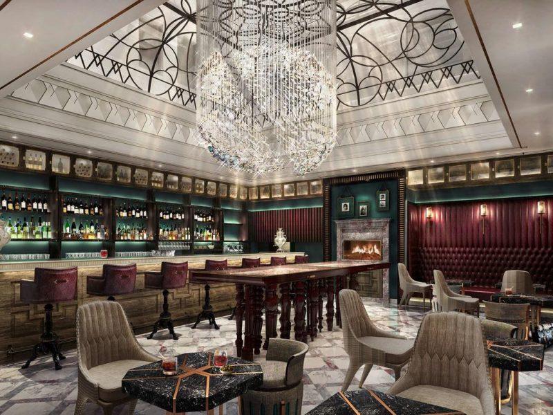 Scotland Yard accueille un hôtel de luxe