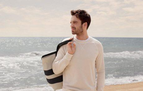 Sebastian Stan, nouveau visage d'Hugo Boss