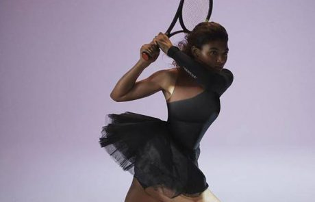 Serena Williams, muse mode et sportswear pour Nike