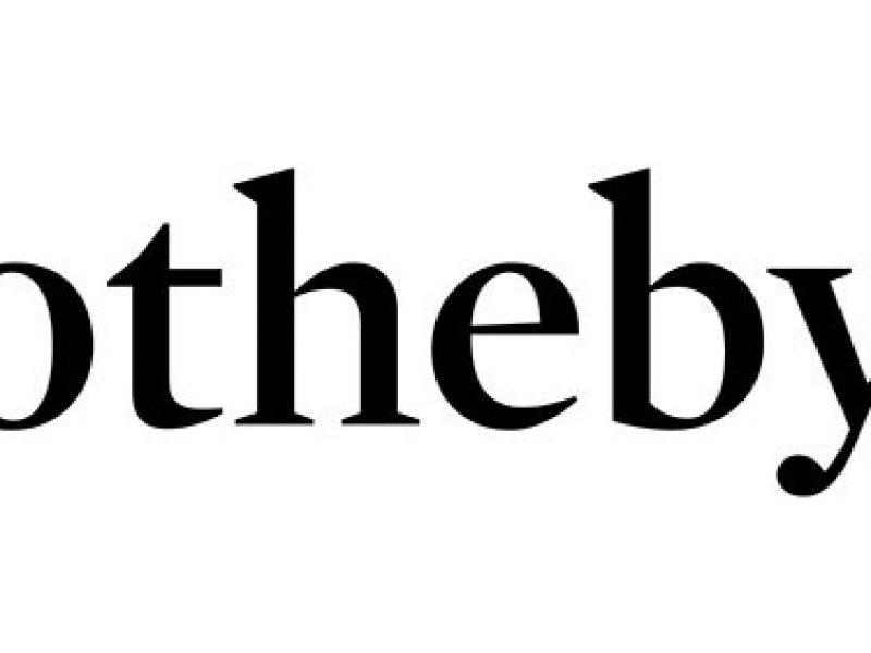 Exposition et vente de bijoux Mellerio par Sotheby's