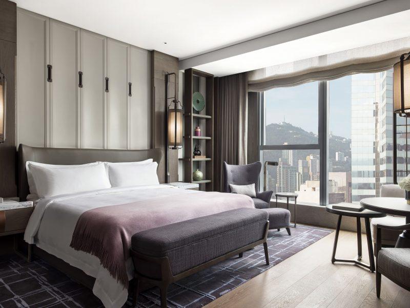 L'hôtel Saint Régis Hong-Kong ouvre ses portes en avril