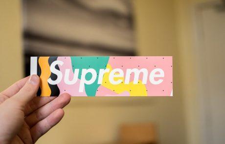 Supreme : numéro 1 des marques contrefaites en France
