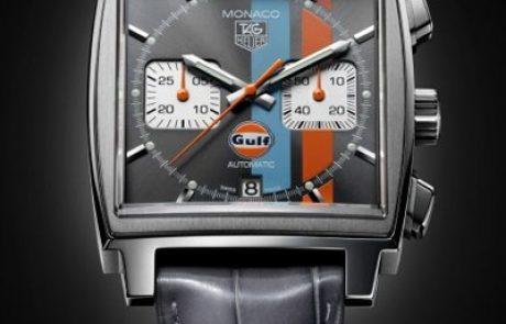 TAG Heuer fête les 50 ans de son modèle Monaco