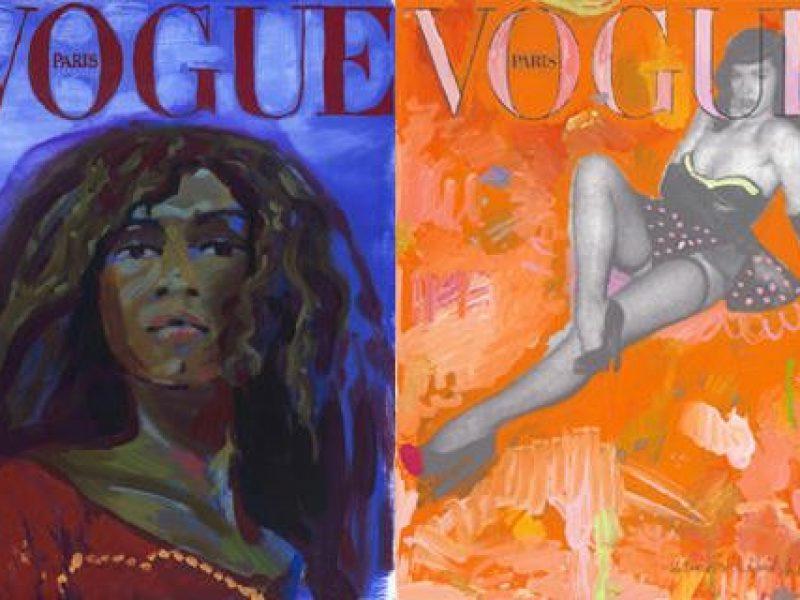 L'exposition Togeth'Her & Vogue se dévoile à Paris