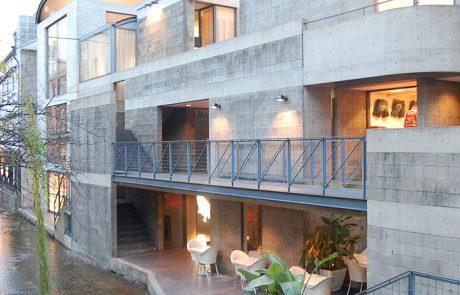 Armani expose le travail de l'architecte Tadao Ando