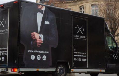 Tailor Trucks inaugure 2 boutiques parisiennes